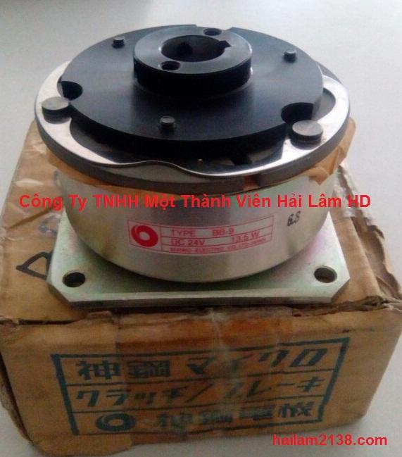 Phanh điện Motor tap BB-9